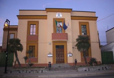 Ingresso Palazzo Comunale - Via Nazionale
