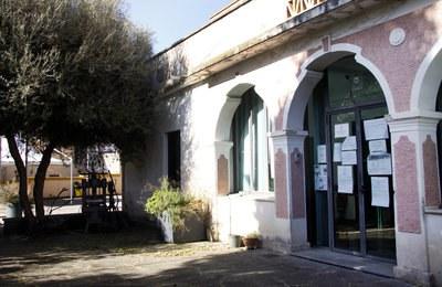 Casa Corda - Ingresso uffici Servizi Sociali