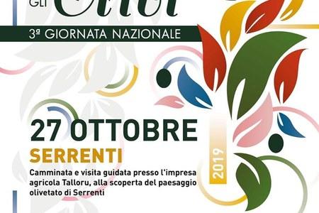 III° Giornata Nazionale - Camminata tra gli olivi